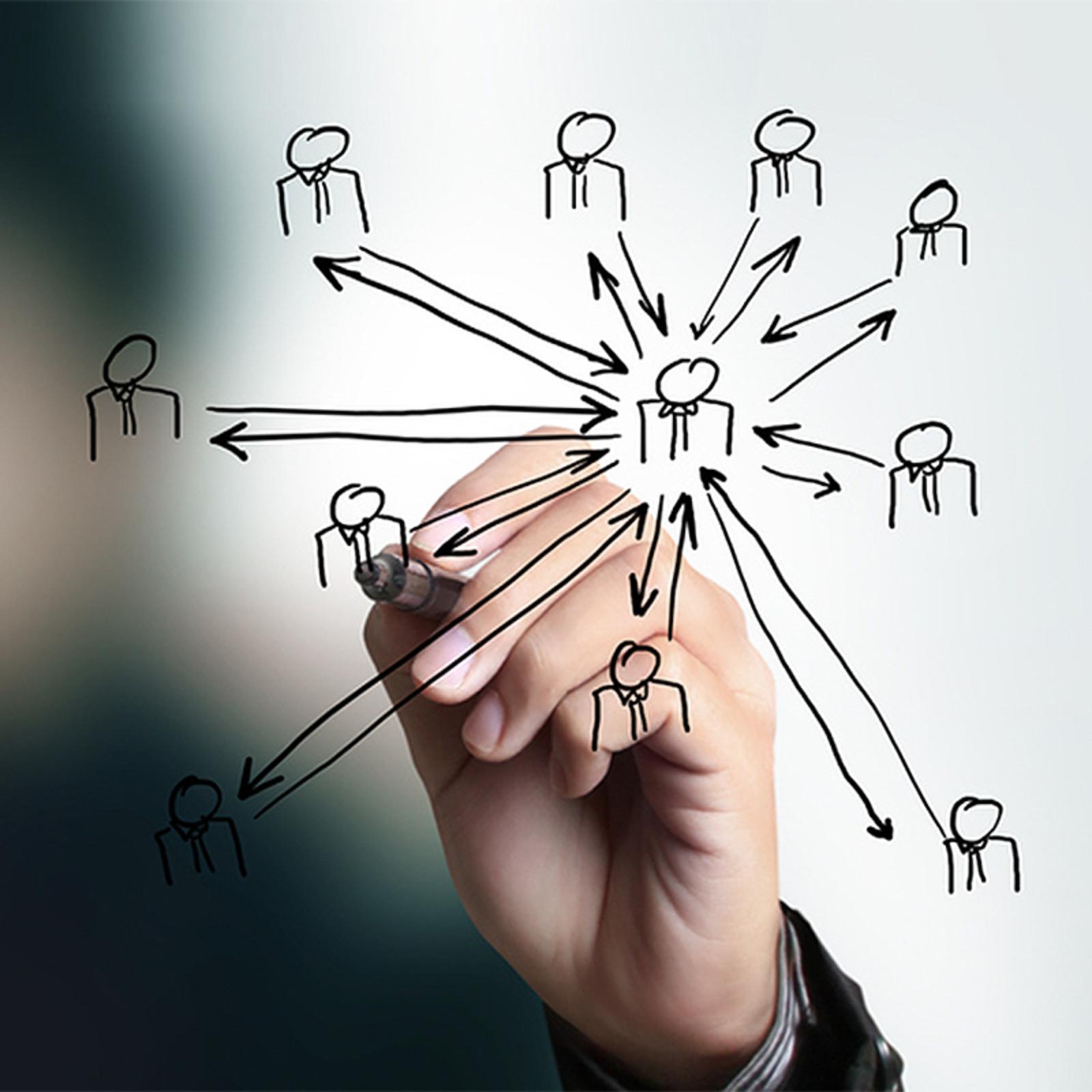 Unternehmen und Menschen führen